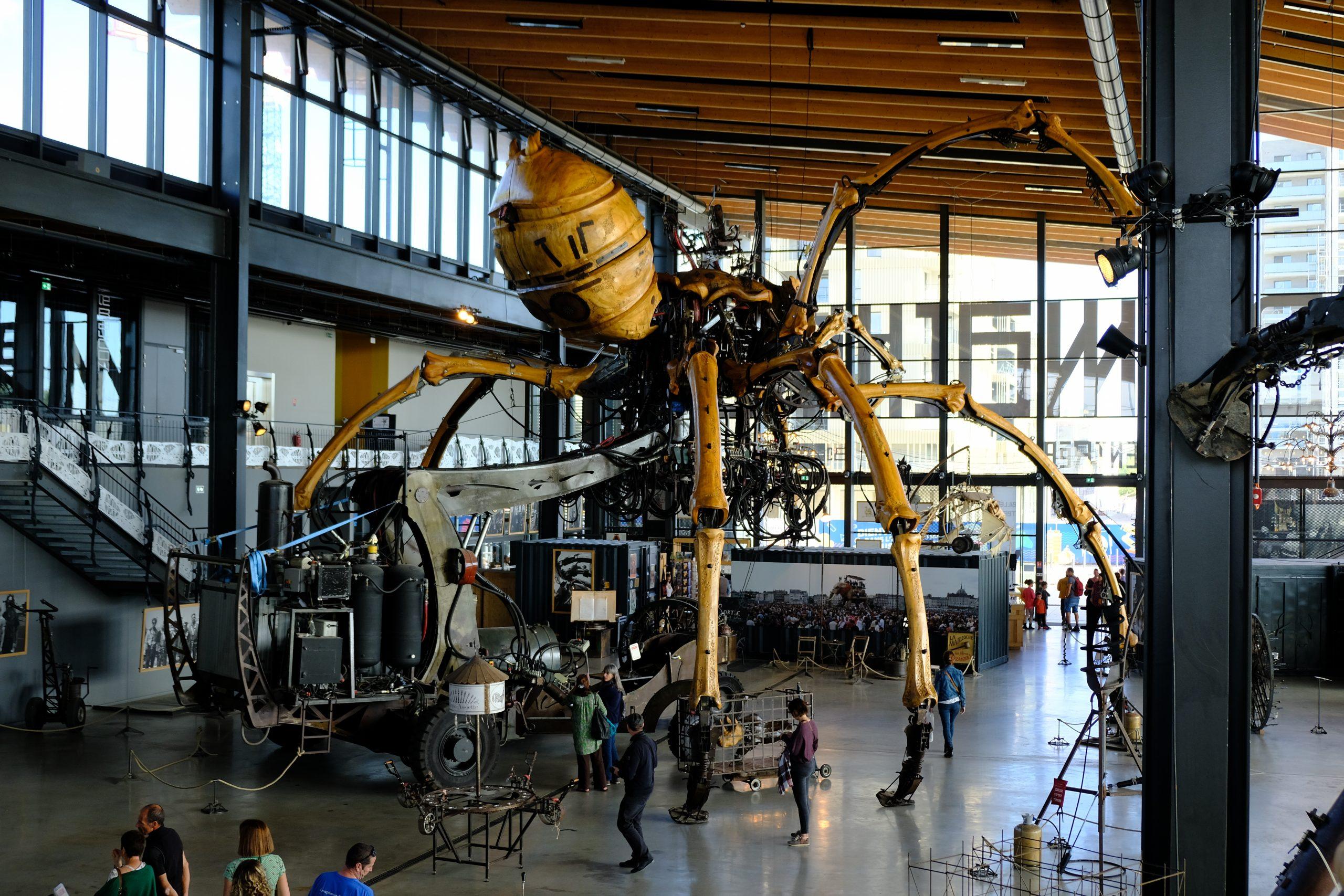 La Halle de la Machine (Toulouse)