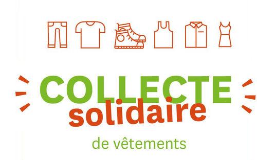 La collecte de vêtements
