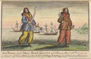 Mary Read Ann Bonny